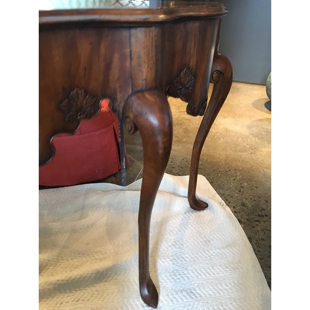 Calda Mexican Chippendale Console - Image 9 of 9