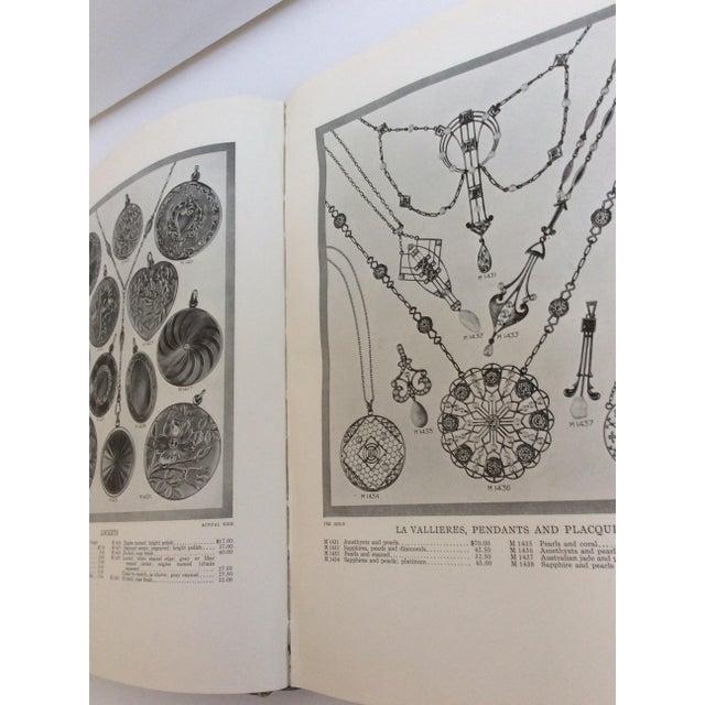 Tan Shreve & Company Bronze Plaque Catalog Book For Sale - Image 8 of 11