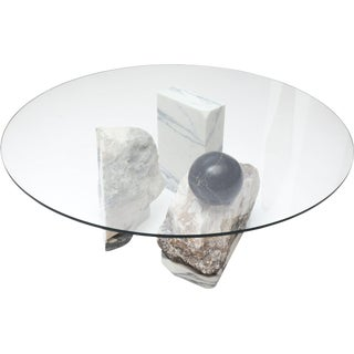 "Organic Modern Jake Levy ""Stable"" Coffee Table For Sale"