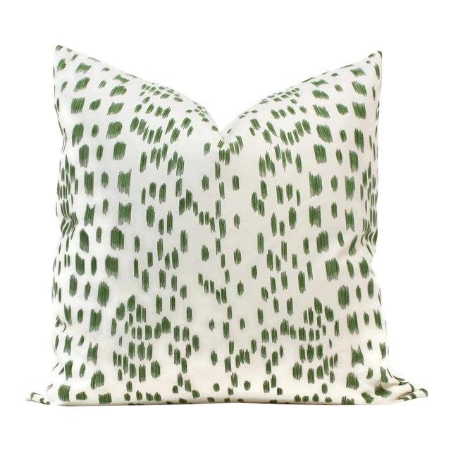 "20"" x 20"" Brunschwig Fils Les Touches Decorative Pillow Cover For Sale"