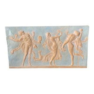 """Vintage Mid-Century Moulage Musées Du Louvre """"Breeze"""" Sculpture For Sale"""