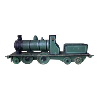 Wooden Painted Toy Train From England For Sale