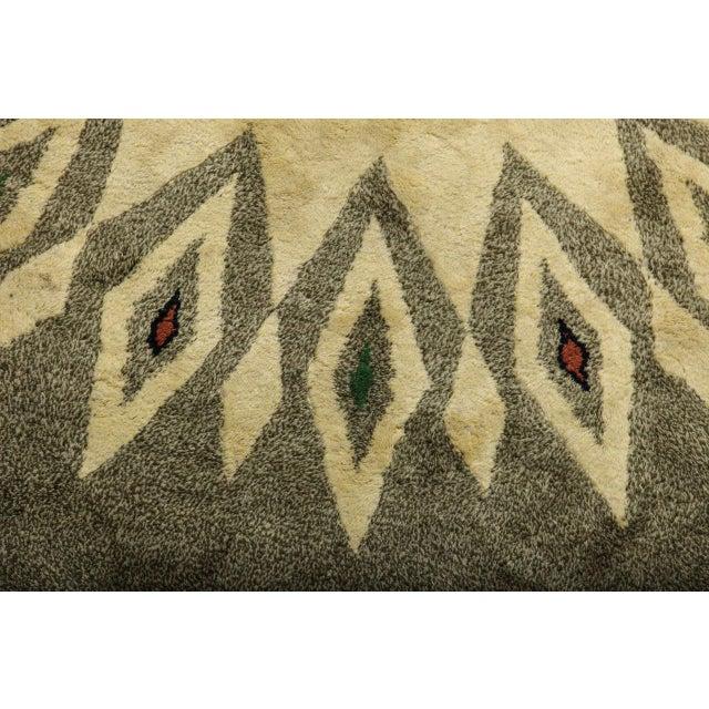 Art Deco Leleu Art Deco Rug For Sale - Image 3 of 9