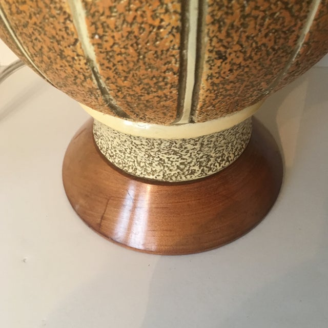 Mid-Century Modern f.a.i.p. Table Lamps - a Pair For Sale - Image 6 of 9
