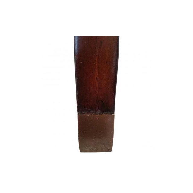 Wood American Classical Ralph Lauren Bedside Table For Sale - Image 7 of 9