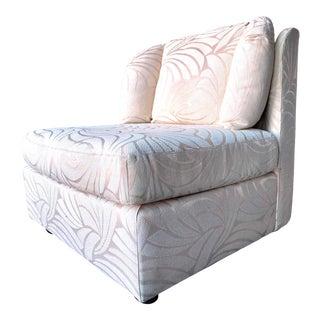Hollywood Regency Drexel Heritage Chair For Sale