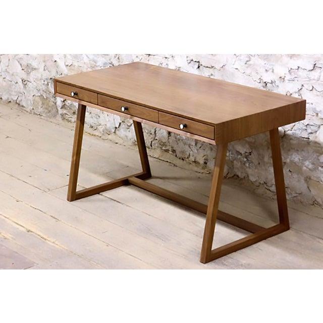 Contemporary Volk Furniture Atlantic Desk For Sale - Image 3 of 4