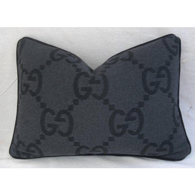 Gucci Cashmere & Mohair Pillows - Pair - Image 5 of 10