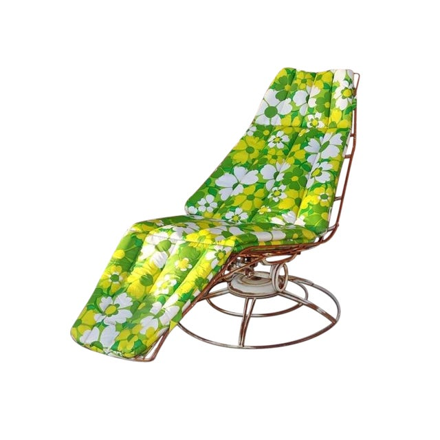 Homecrest Iron Chaise Lounge For Sale