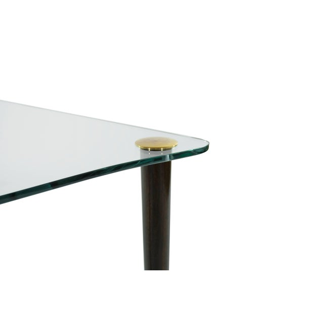 Mid 20th Century 1950s Wedge Occasional Table by Gilbert Rohde for Herman Miller For Sale - Image 5 of 10
