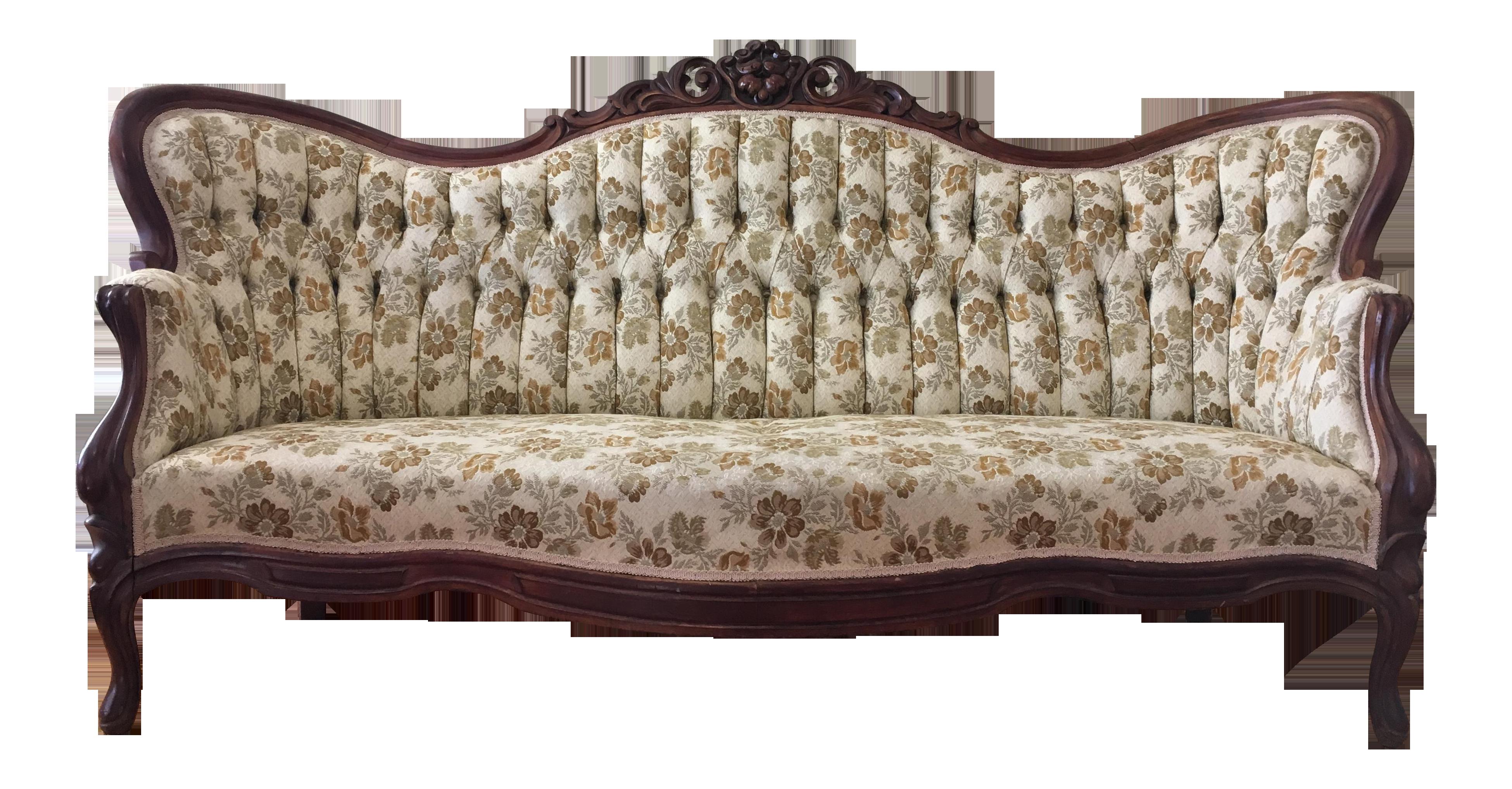 Stupendous Antique Victorian Camelback Sofa Inzonedesignstudio Interior Chair Design Inzonedesignstudiocom