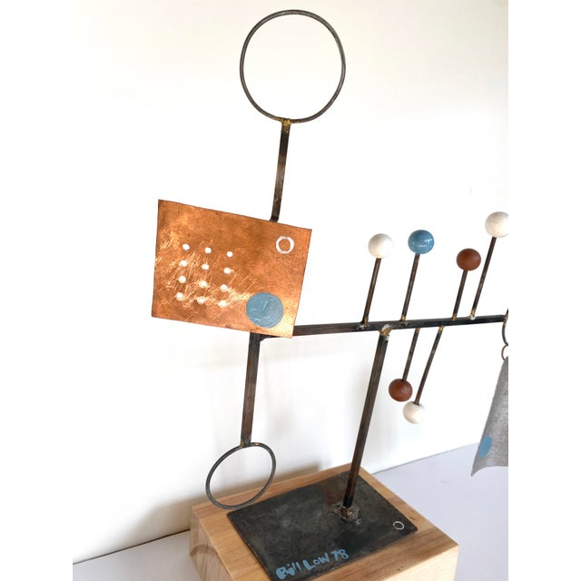 20th Century Abstract Constructivist Sculpture For Sale - Image 6 of 9