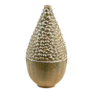 Royal Copenhagen Stoneware Vase For Sale