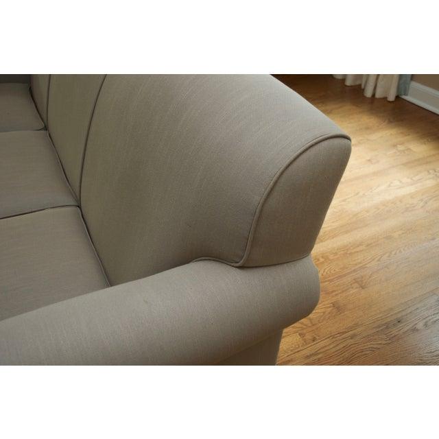 Tight Back Three Cushion Nailhead Trim Sofa - Image 3 of 7