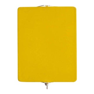 Charlotte Perriand Cp-1 Wall Lights Yellow For Sale
