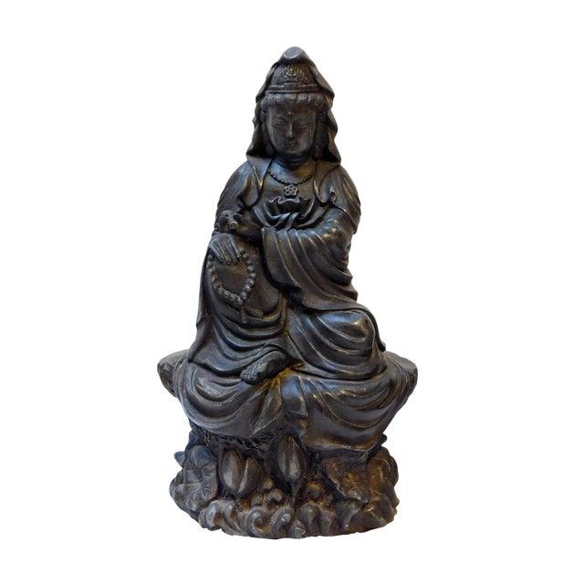 Kwan Yin, Bodhisattva, Guanyin Statue - Image 1 of 5