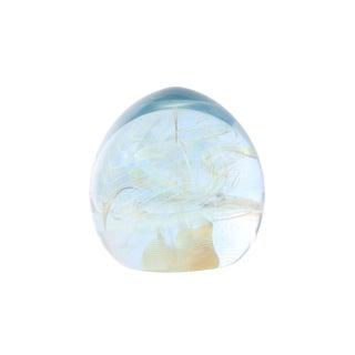 1990 Bill Slade Art Glass Paperweight For Sale