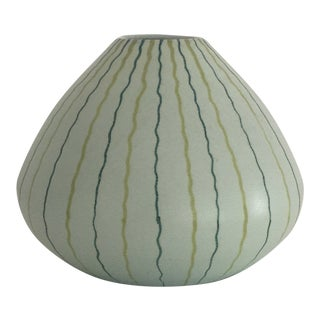 Italian Mid-Century Ceramic Vessel For Sale