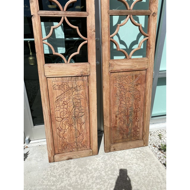 Vintage French Country Doors - a Pair For Sale - Image 4 of 10