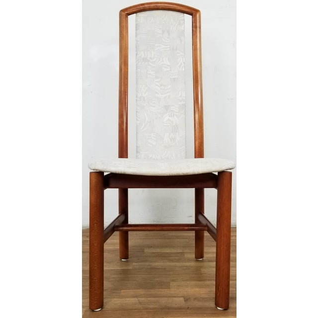 Wood Mid-Century Danish Dining Chairs- Set of 12 For Sale - Image 7 of 12