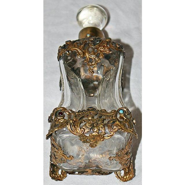 Hollywood Regency Perfume Bottle - Image 7 of 7