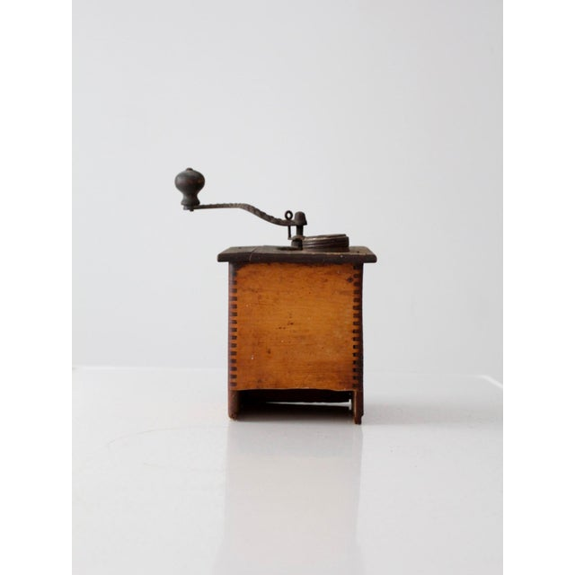 Antique Coffee Grinder For Sale - Image 4 of 7