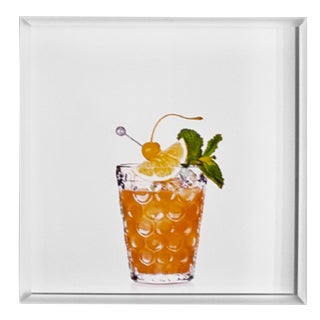 """Arnold Palmer Collins"" Limited-Edition Cocktail Portrait Photograph For Sale"