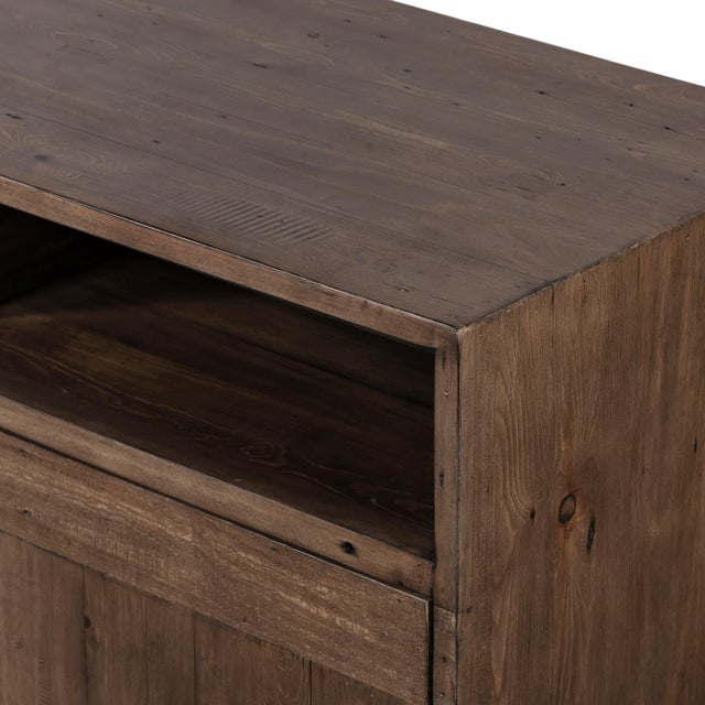 Brown Erdos + Ko Lucia Media Console For Sale - Image 8 of 10