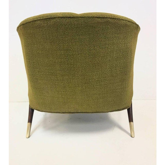 Karpen of California Karpen of California Mid-Century Modern Lounge Chairs For Sale - Image 4 of 5
