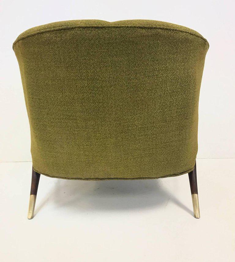 Karpen Of California Mid Century Modern Lounge Chairs   Image 4 Of 5