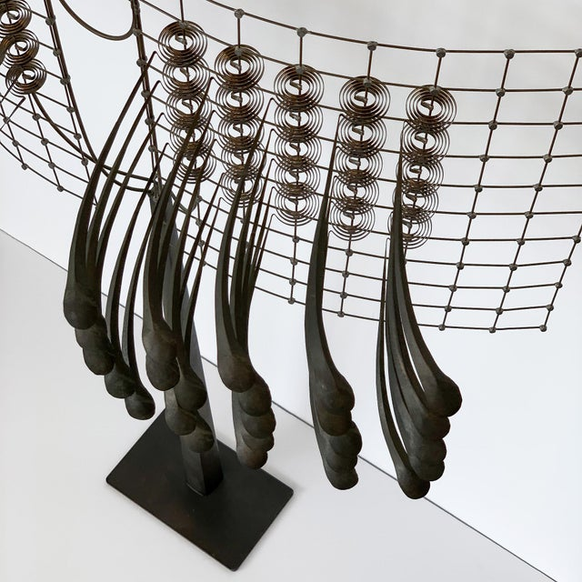 Christoph Bollinger Abstract Kinetic Sculpture For Sale - Image 9 of 13