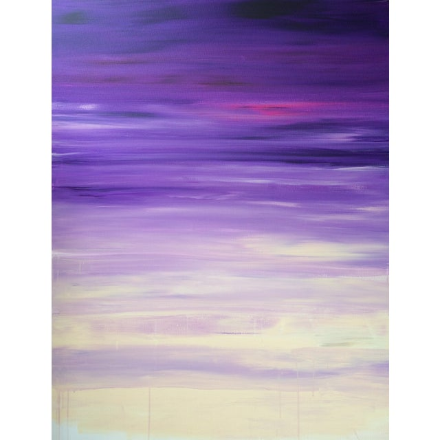 'Sweet Surrender' Original Abstract Painting - Image 1 of 8
