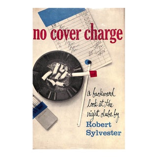 No Cover Charge Book For Sale