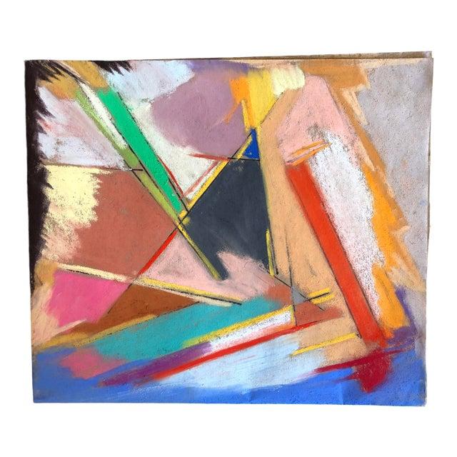 """Napa"" Original Pastel by Erik Sulander 12x10.5 For Sale"