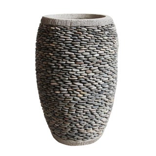 Bali Pebble Planter Medium For Sale