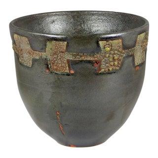Beckrick Ceramic Vessel by Andrew Wilder For Sale