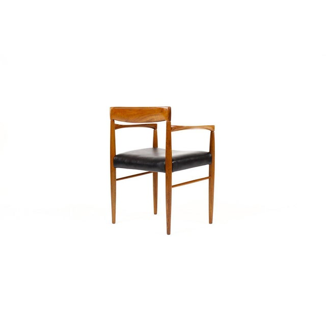 d345c94dc514 1960s Danish Modern h.w. Klein for Bramin Teak Dining Chairs - Set of 4 For  Sale