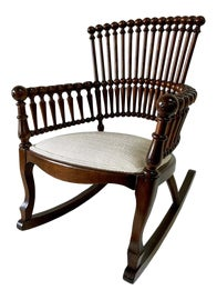 Image of Aesthetic Movement Rocking Chairs