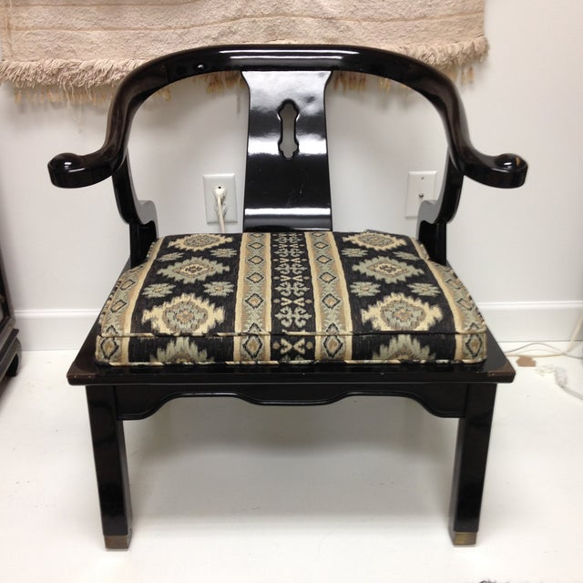 James Mont Style Ming Chair - Image 2 of 4