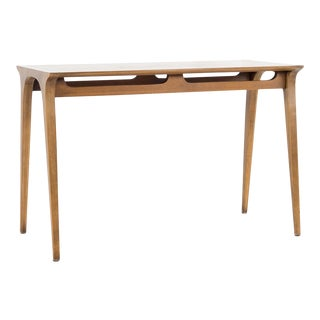 1960s Mid-Century Modern John Van Koert for Drexel Profile Console Table For Sale