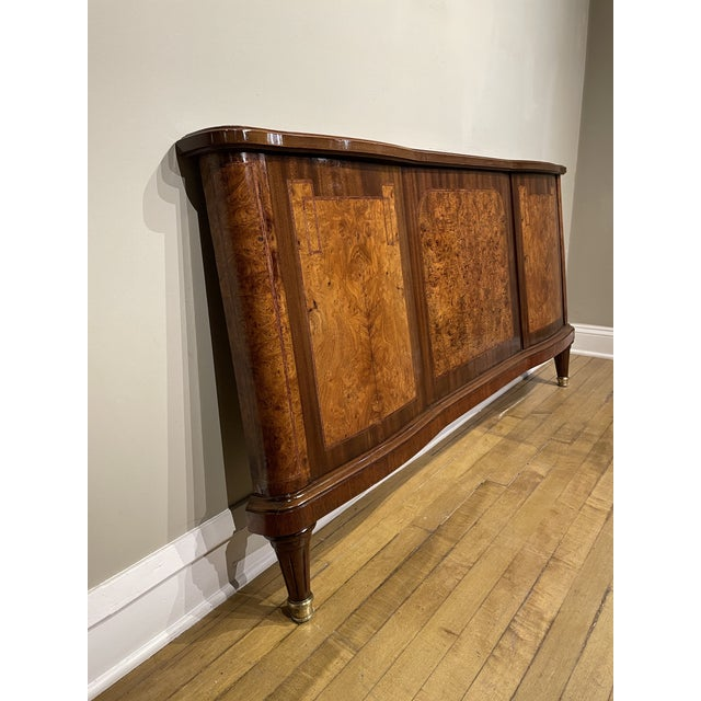 19th Century French Empire Bed For Sale - Image 9 of 10