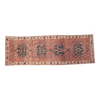 "Antique Malayer Rug Runner - 3'3"" x 10'"
