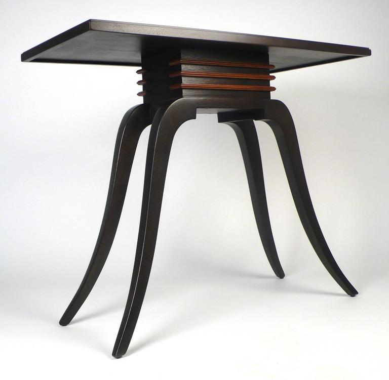 HighEnd Paul Frankl Sabre Leg Console Table DECASO