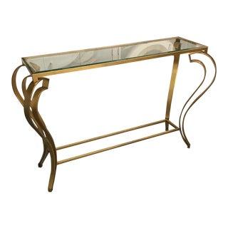 Century Furniture Simone Console For Sale