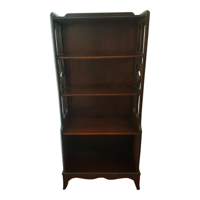 Dark Wood Bookcase - Image 1 of 7