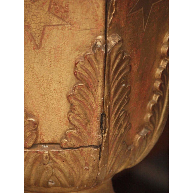 Late 18th Century Giltwood Urn Form Tabernacle For Sale - Image 5 of 7
