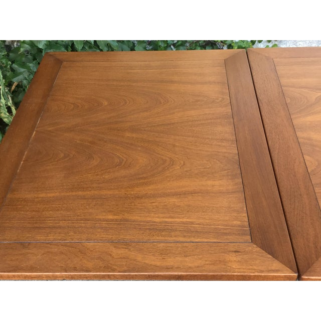 Vintage Mid-Century Modern Dining Table - Image 5 of 6