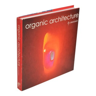 Organic Architecture by Javier Senosiain , Book For Sale