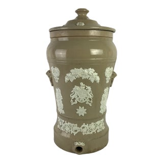 English 19th-C. Water Filter For Sale