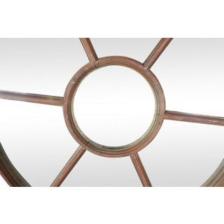 French Round Window Mirror Preview
